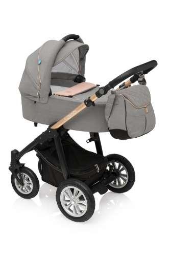 Baby Design Lupo Comfort Limited 2:1 multifunkciós Babakocsi 01 Quartz 2017