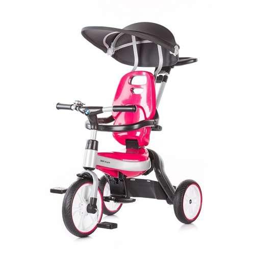 Chipolino BMW összecsukható Tricikli #rózsaszín 2017