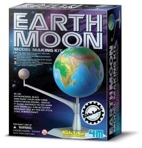 Föld-Hold modell készítő készlet