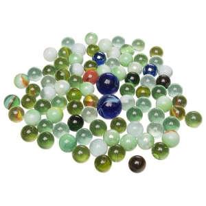 88db-os színes üveggolyó csomag 30994386 Üveggolyó