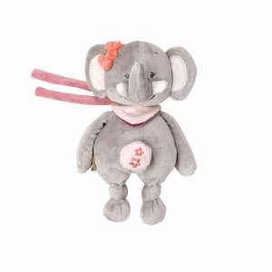 Nattou zenélő Adele & Valentine - Adele az elefánt figura 21cm 30255296