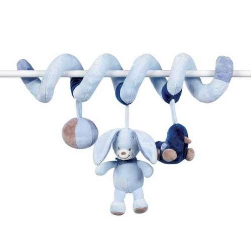 Nattou Spirál játék - Nyuszi #kék