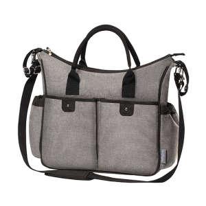 BabyOno Pelenkázó táska #szürke-fekete 30255354 Pelenkázó táska