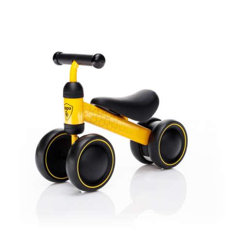 Zopa Zooter Futóbicikli duplakerekű - Bee #sárga-fekete