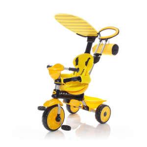 Zopa ZooGo Tricikli #sárga 30255488