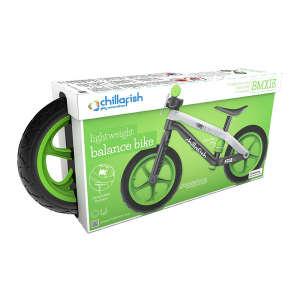 Chillafish BMXIE Futóbicikli #zöld 30477967 Futóbicikli
