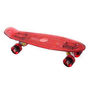 Penny board Gördeszka #piros 30477480 Roller és gördeszka