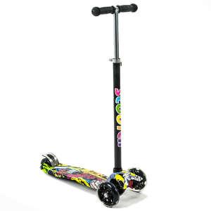 Háromkerekű világító Roller #fekete 30476207