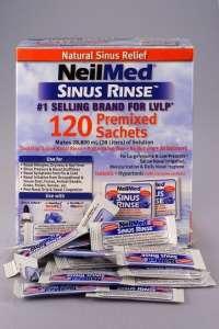 NeilMed Sinu Rines Utántöltő só 120db 9 év felettieknek 30488887 Orrszívó, orr spray