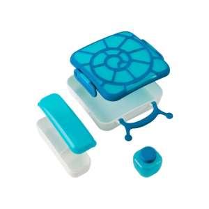 Boon Bento Ételtároló doboz - Csiga #kék 30483391 TOMY/Boon Étel-Ital tároló