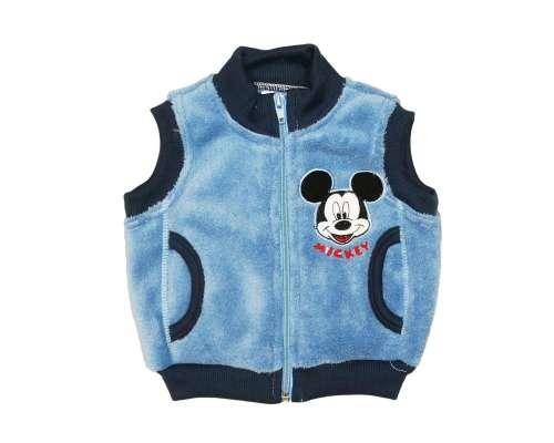 05f150ea27 Disney Minnie Mickey baba/gyerek wellsoft Mellény (méret: 62-110 ...