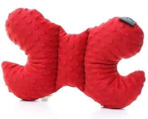 Pillangó alakú Nyakpárna #piros