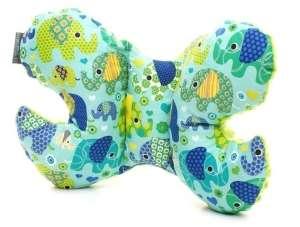 Pillangó alakú Nyakpárna #kék