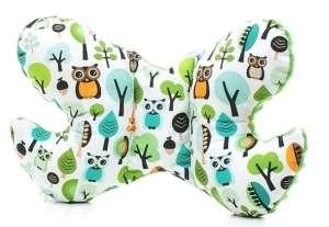 Pillangó alakú Nyakpárna #zöld 30488120 Nyakpárna