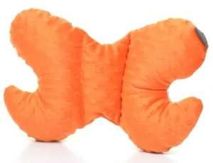 Pillangó alakú Nyakpárna #narancssárga