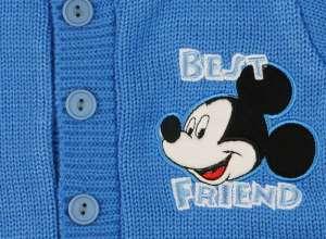 Disney Mickey kötött Kardigán (méret: 68-92) 30485379