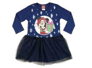 Disney Minnie karácsonyi tüllös lányka ruha (méret  92-116) ae4207ec94