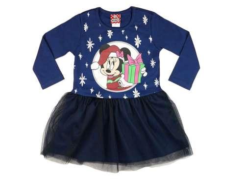 6e8383ed0e Disney Minnie karácsonyi tüllös lányka ruha (méret: 92-116)   Pepita.hu