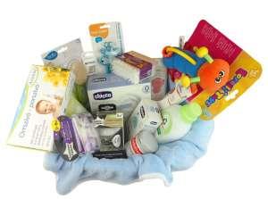 Babakelengye - Prémium csomag - Fiú 30489137 Babakelengye, újszülött csomag