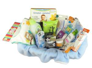 Babakelengye - Extra csomag - Fiú 30490214 Babakelengye, újszülött csomag
