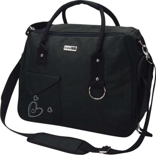 828f8e8e4106 Freeon Pelenkázó táska #fekete | Pepita.hu