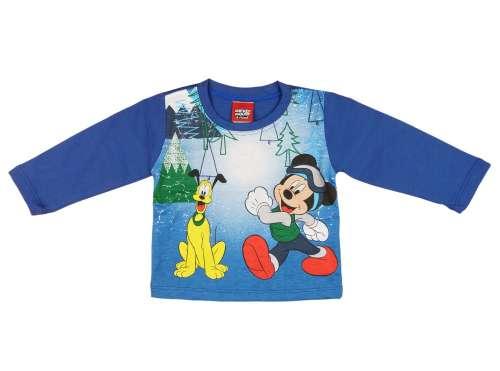 04ba6aebbd Disney Mickey hosszú ujjú Póló (méret: 74-110)   Pepita.hu