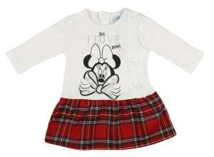 Disney Minnie hosszú ujjú lányka ruha (méret  68-116) 75f5d0b70e
