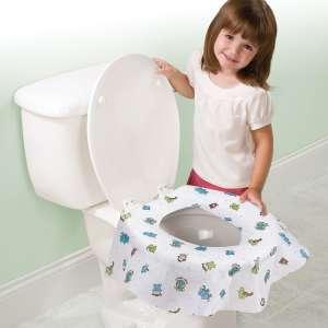 Summer Infant Keep Me Clean 10db eldobható wc ülőkevédő 30488444