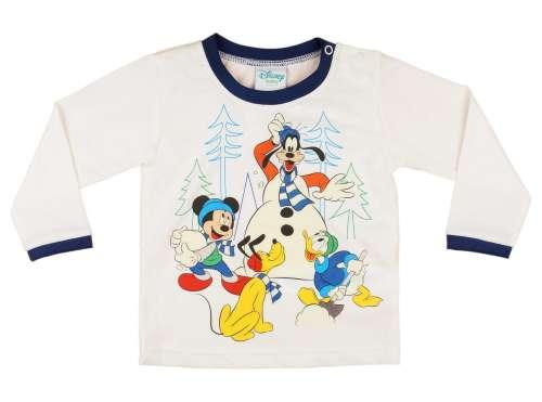 Disney Mickey egér és barátai hosszú ujjú Póló (méret  74-98 ... bb4a273583