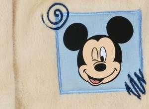 Disney Mickey fiú wellsoft Köntös (méret: 74-128) 30483484