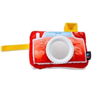 Fisher Price Plüss tükrös kamera 30483950 Fejlesztő játék babáknak