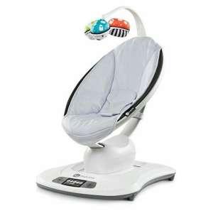 4MOMS Mamaroo 4.0 Classic Elektromos hinta #szürke 30487388 Pihenőszék, elektromos hinta