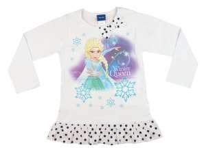 235abc3a41 Disney Jégvarázs/Frozen hosszú ujjú lányka Tunika (méret: 104-140) 30482063