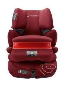 Concord Transformer Pro Autósülés 9-36kg Bordeaux Red #piros 31306591 Concord Gyerekülés