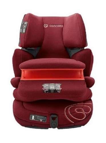 Concord Transformer Pro Autósülés 9-36kg Bordeaux Red #piros