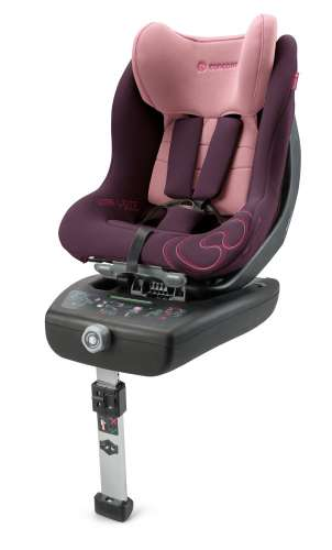 Concord Ultimax I-Size 40-105cm Autósülés 0-18kg - Sweet Berry #rózsaszín-lila 31306546