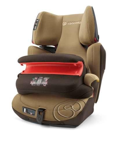 Concord Transformer Pro Autósülés 9-36kg Walnut Brown #barna