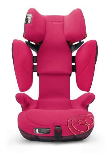 Concord Transformer X-Bag Autósülés 15-36kg Rose #pink #rózsaszín