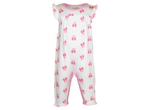 Kislány bébi napozó  pink 68-74  0ba19cf909