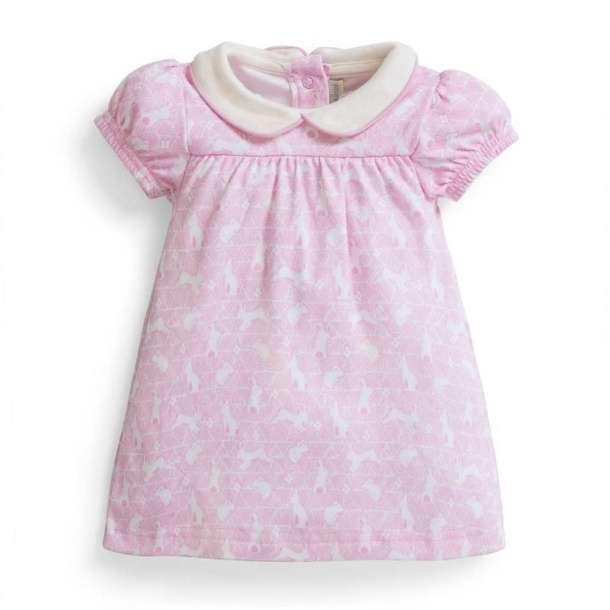 JoJo  rózsaszín ruha és Leggings Szett  471be5a470