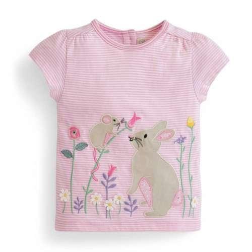 JoJo #rózsaszín rövidujjú Póló