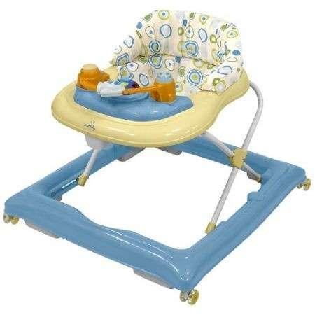 DHS Baby Snappy Bébikomp #kék-sárga