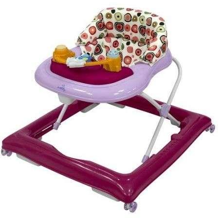 DHS Baby Snappy Bébikomp #mályva/lila