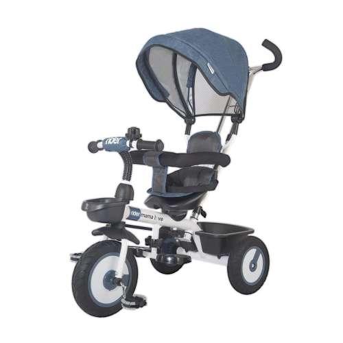 Mama Love Rider Tricikli #kék
