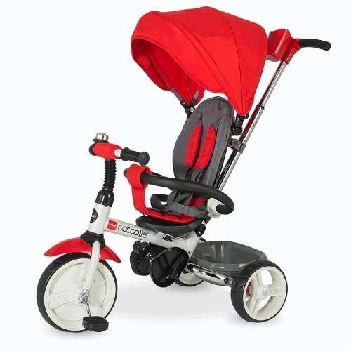 Coccolle Urbio Tricikli #piros