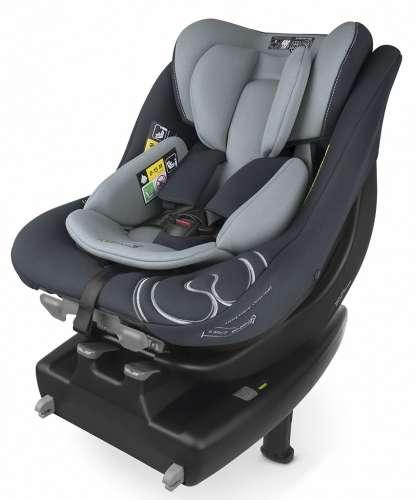 Concord Ultimax I-Size 40-105cm Biztonsági Autósülés 0-18kg - Steel Grey #szürke