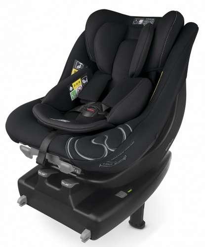 Concord Ultimax I-Size 40-105cm Biztonsági Autósülés 0-18kg - Cosmic Black #fekete
