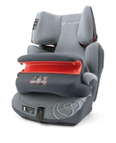 Concord Transformer Pro 9-36kg Autósülés #szürke Grey