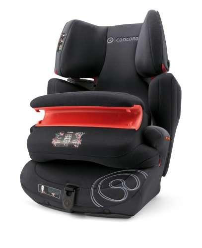 Concord Transformer Pro 9-36kg Autósülés - Cosmic Black