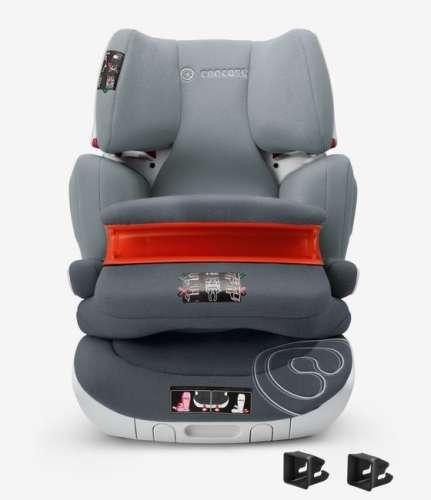 Concord Transformer XT Pro 9-36kg Autósülés - Grey #szürke